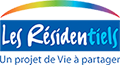 Les Residentiels residences seniors logo