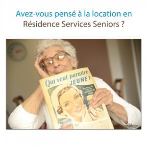 Avez vous pense a la location en residence seniors
