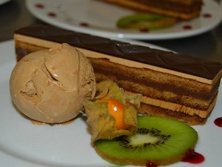 Desserts varies aux Residentiels residences senior