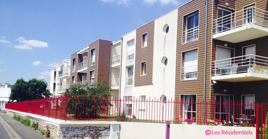 Residence senior Niort
