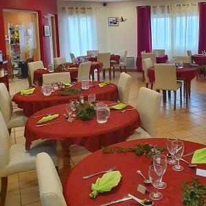 restaurant en residence senior