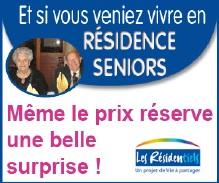 Les Residentiels Tarif Residence Seniors