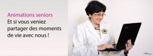Pass activités seniors - Animations en residence seniors