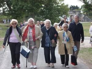 L'adaptation de la société au vieillissement
