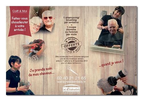 Vivre en résidence seniors : offre privilège