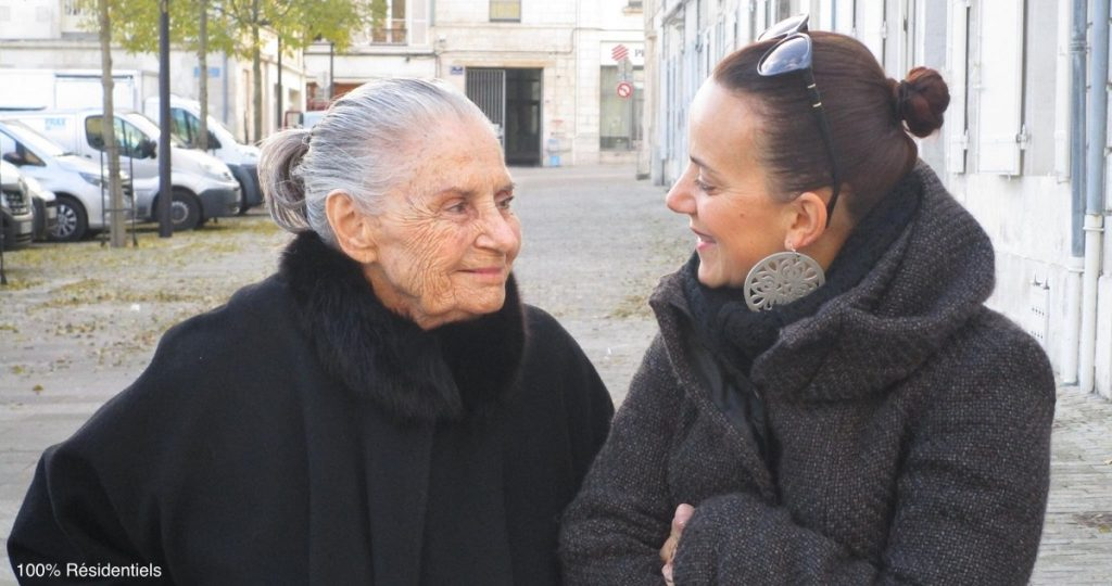 Résidence seniors Niort