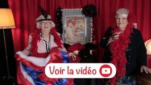 Vidéo : découvrez nos résidents en mode cabaret