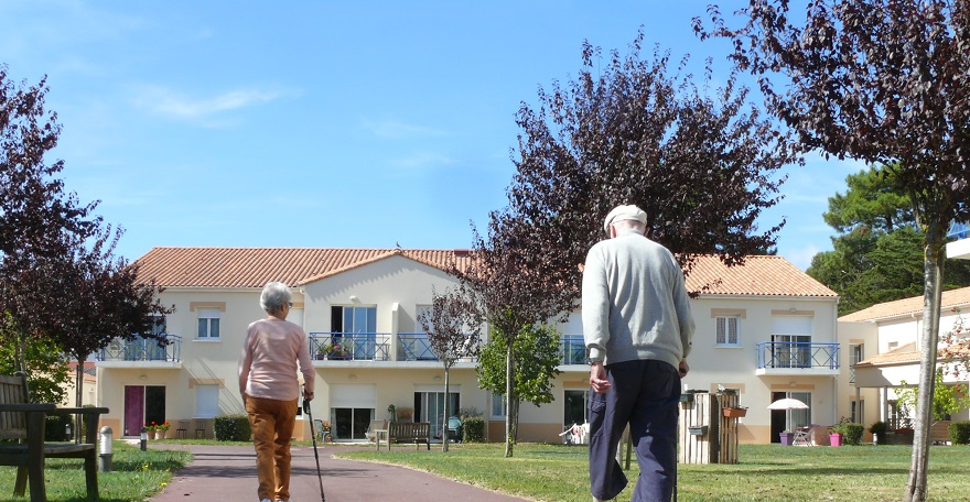 Residence senior Saint Brevin