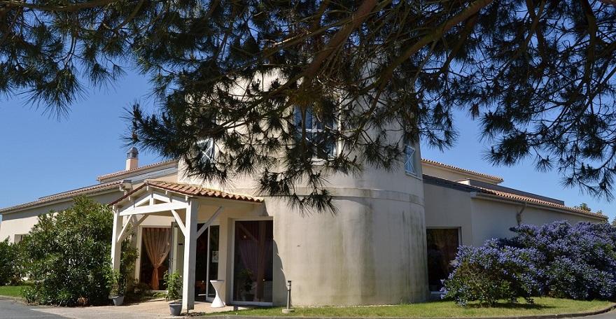 Residence senior Rochefort