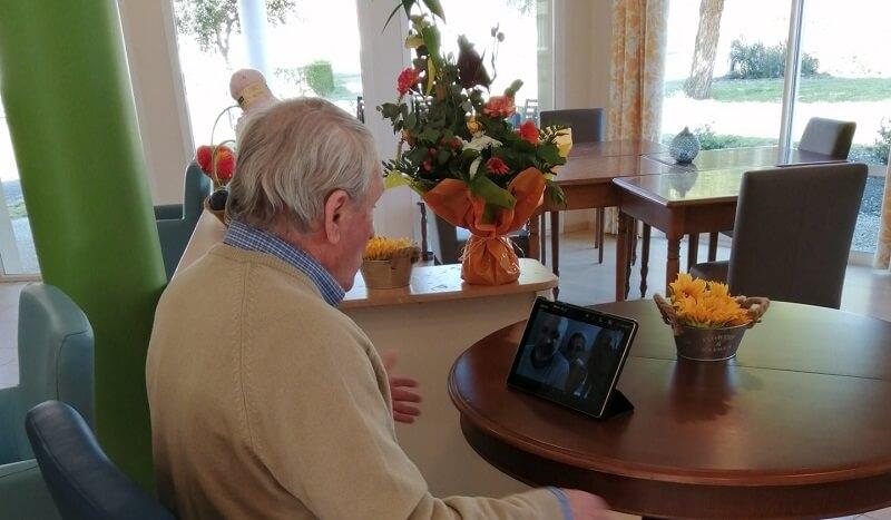 animations en residence services seniors