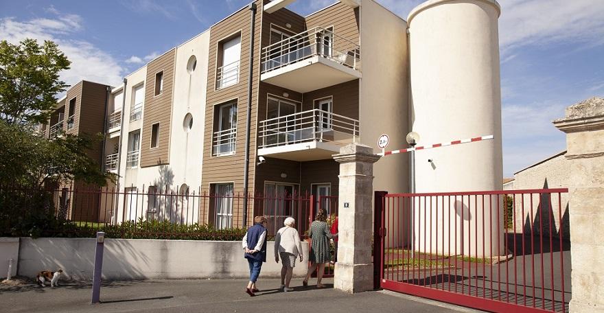 Residence senior Niort (Deux-Sèvres 79)